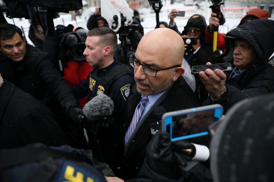 L'avocat Eduardo Balarezo a estimé que les questions... (PHOTO REUTERS)