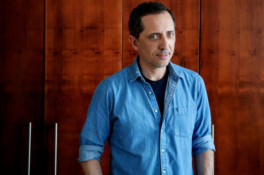 Gad Elmaleh... (Photo Alain Roberge, archives La Presse)