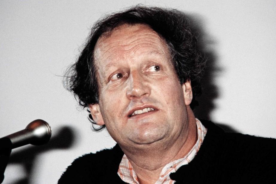 Le cinéaste suisse Claude Goretta, réalisateur du film... (Photo PIERRE CIOT, archives AFP)