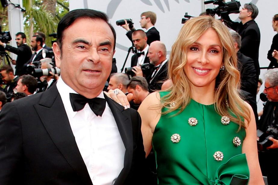 Carlos Ghosn, alors qu'il était PDG de l'Alliance... (Photo Jean-Paul Pelissier, REUTERS)