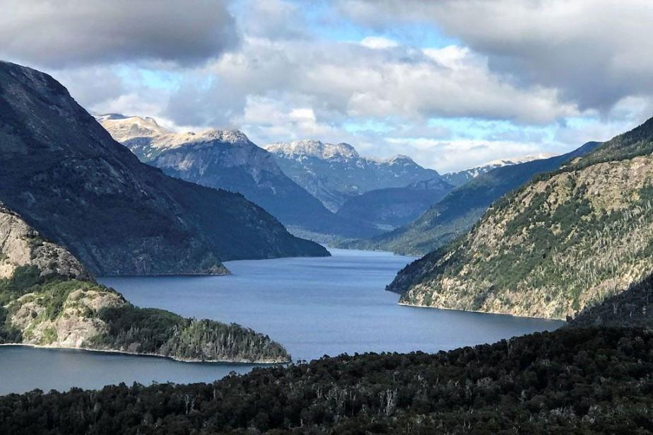 À Bariloche, et dans la région des lacs,... (Photo Gilbert Lavoie, Le Soleil)
