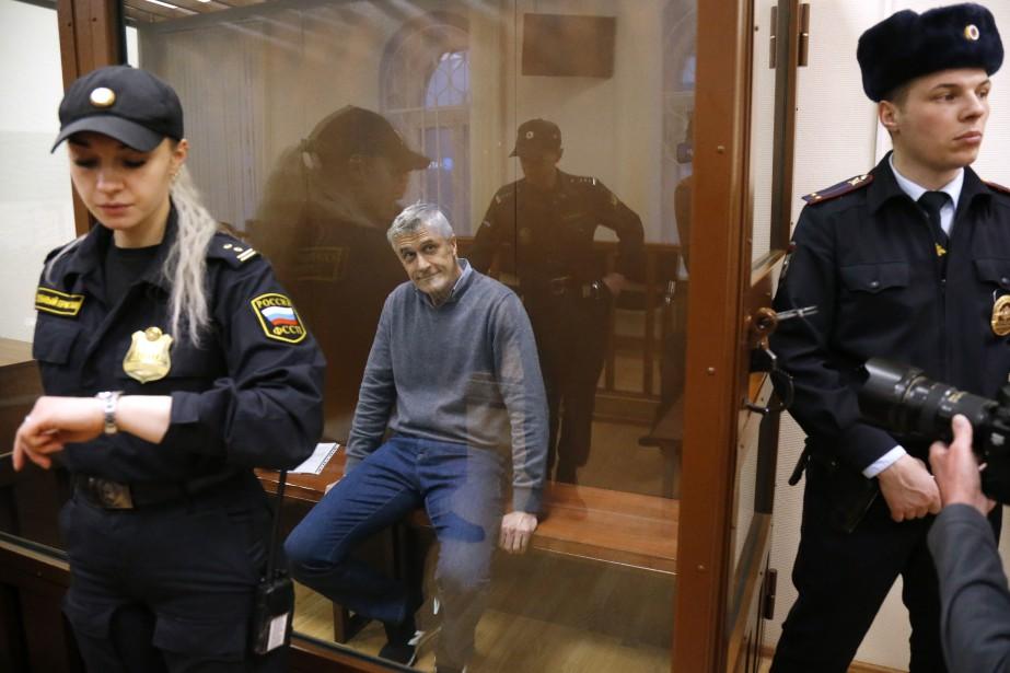 L'Américain, qui fait des affaires en Russie depuis... (Photo Alexander Zemlianichenko, AP)
