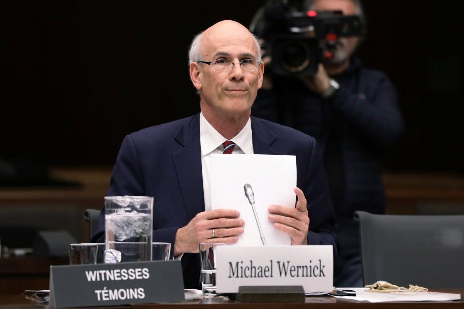 Le greffier du Conseil privé, Michael Wernick, a... (Photo CHRIS WATTIE, REUTERS)