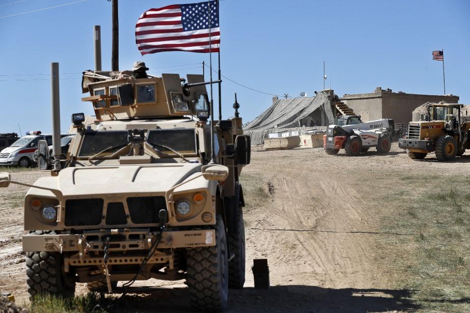 Les États-Unis ont indiqué jeudi qu'ils... (Photo Hussein Malla, archives AP)