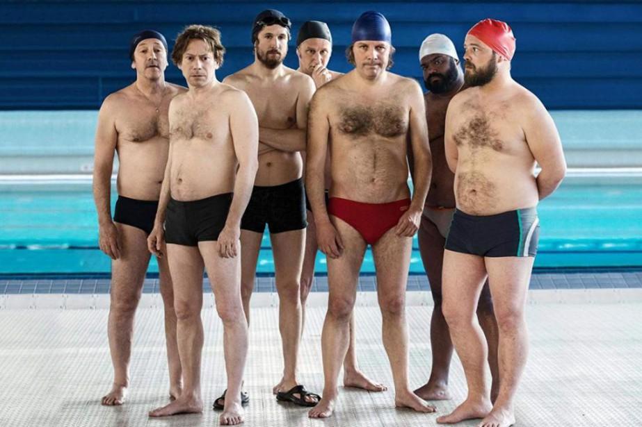 Le grand bain, un film de Gilles Lelllouche... (Photo fournie par MK2 | Mile End)