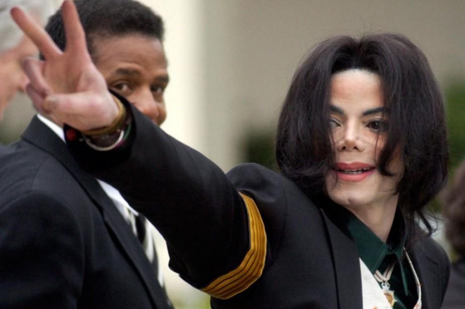 Michael Jackson... (Photo archives Associated PRess)