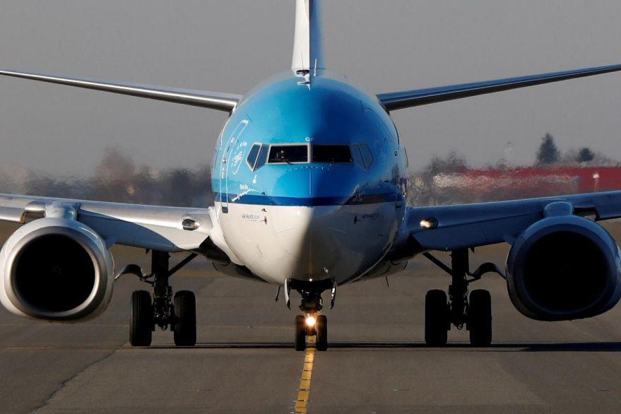 Pour les vols vers l'Europe, KLM remporte la... (Photo archives Reuters)