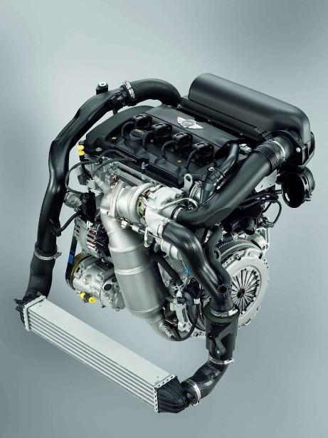 Le moteur de la Mini Countryman JCW | 22 février 2019