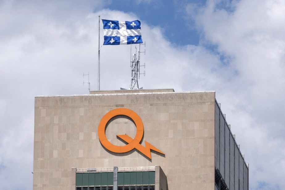 Hydro-Québec a indiqué mercredi qu'un montant de 120millions... (Photo Paul Chiasson, archives La Presse canadienne)