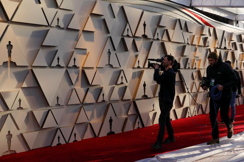 Les enveloppes sont scellées, le tapis rouge déroulé... (Photo MIKE BLAKE, REUTERS)