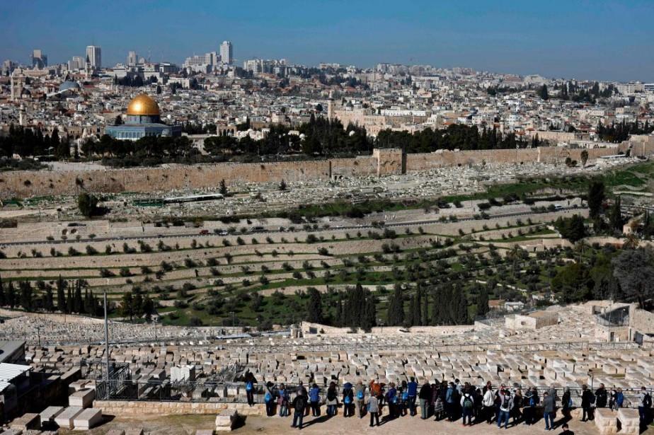 Le Moyen-Orient, avec en tête Israël et la... (photoTHOMAS COEX, archives agence france-presse)