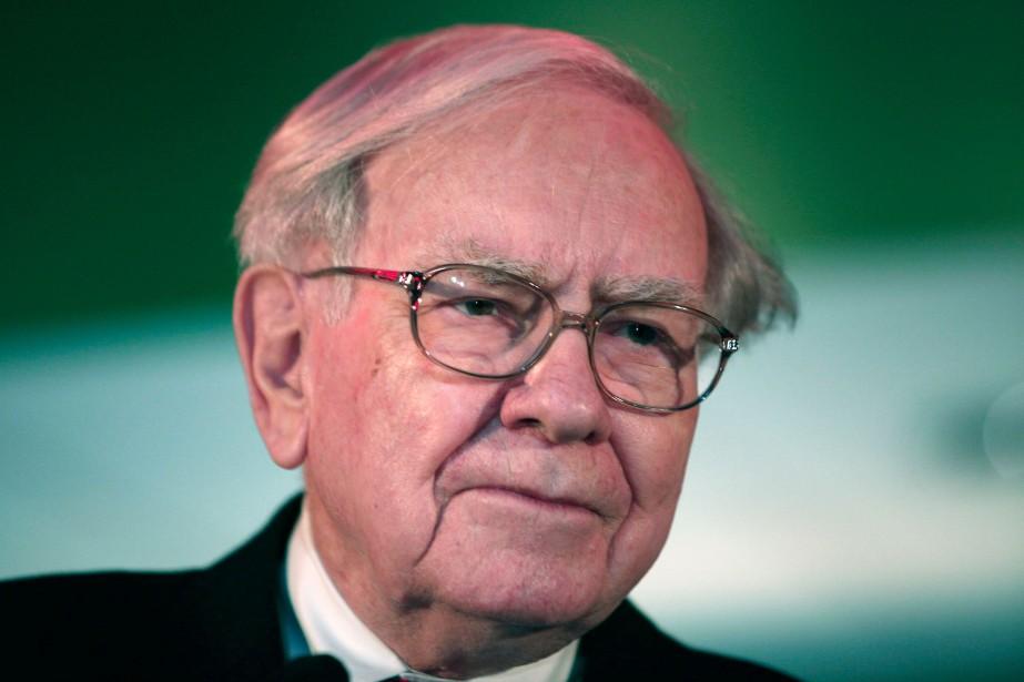 Warren Buffett ne fait aucune mention de son... (Photo BILL PUGLIANO, ARCHIVES AGENCE FRANCE-PRESSE)