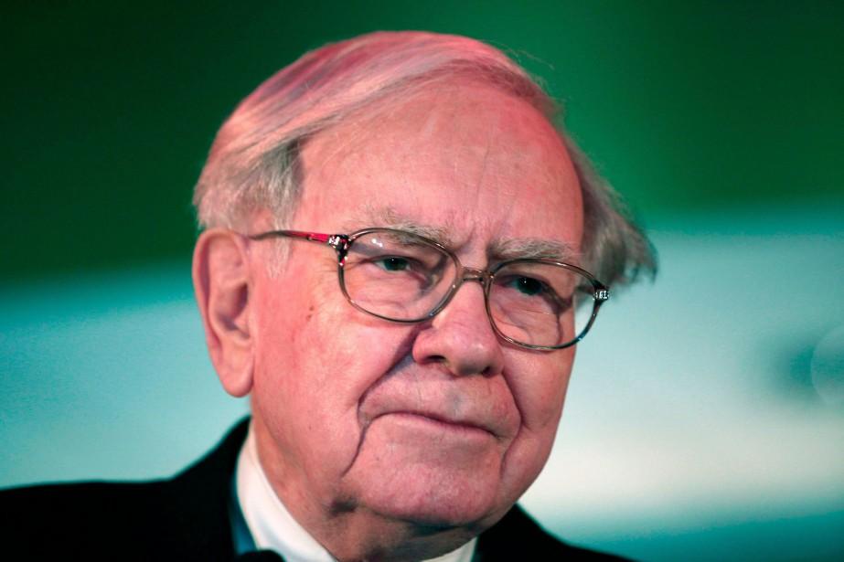 Warren Buffett... (Photo BILL PUGLIANO, AFP)