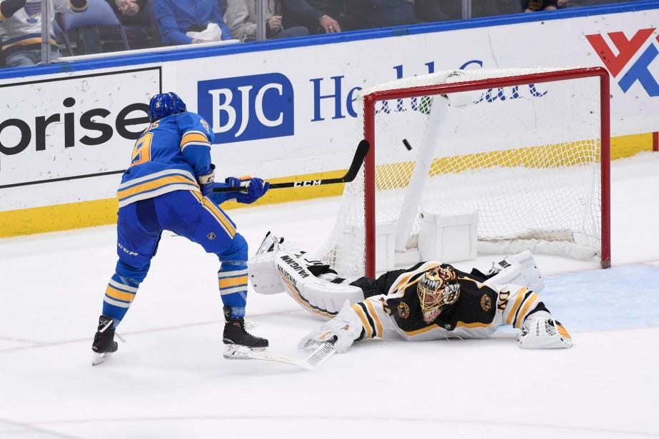 Samuel Blais a touché la cible lors de la... (Photo Joe Puetz, USA TODAY Sports)