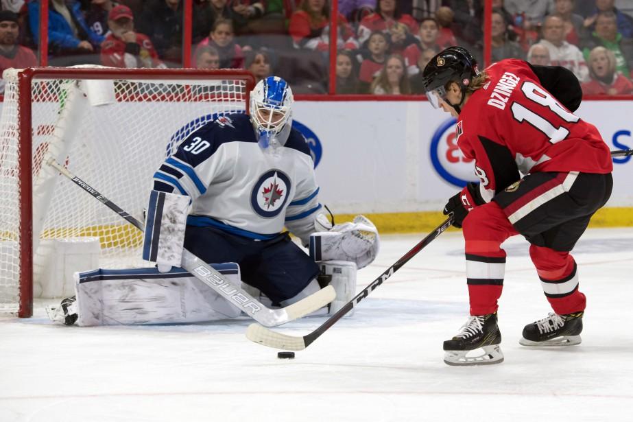 Les Sénateurs d'Ottawa ont continué... (Photo Marc DesRosiers, USA TODAY Sports)