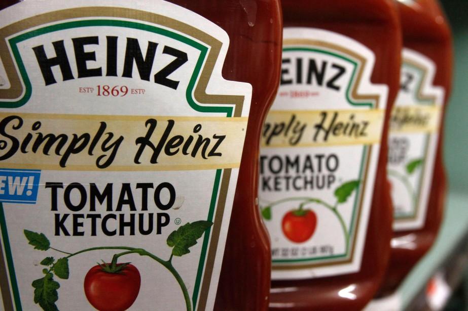 La dépréciation d'actifs chez Kraft Heinz reflète un... (Photo TobyTalbot, AP)