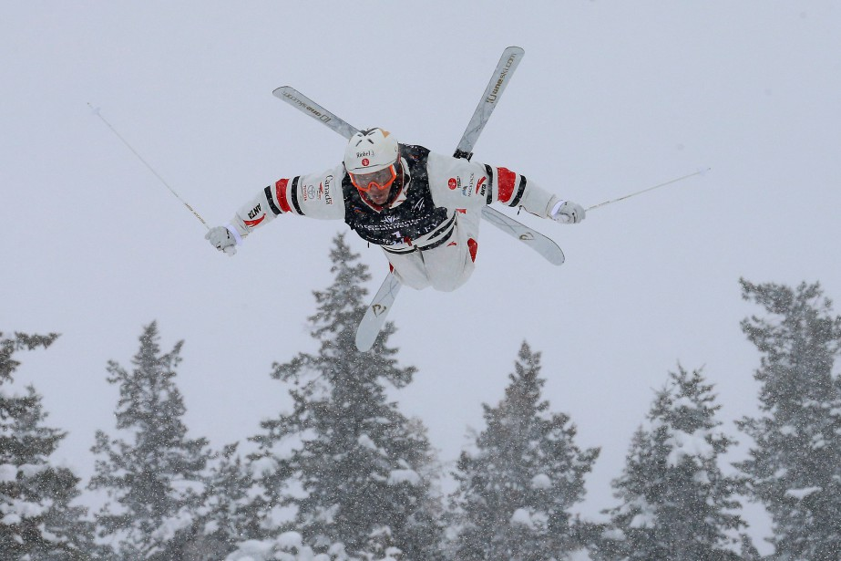 Mikaël Kingsbury... (Photo Rick Bowmer, AP)