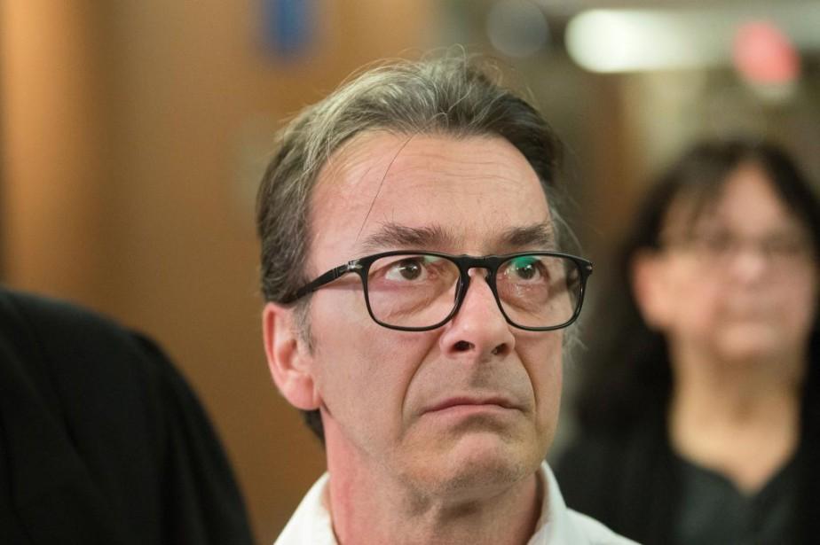 MichelCadotte a été reconnu coupable d'homicide involontaire, samedi,... (Photo RobertSkinner, La Presse)