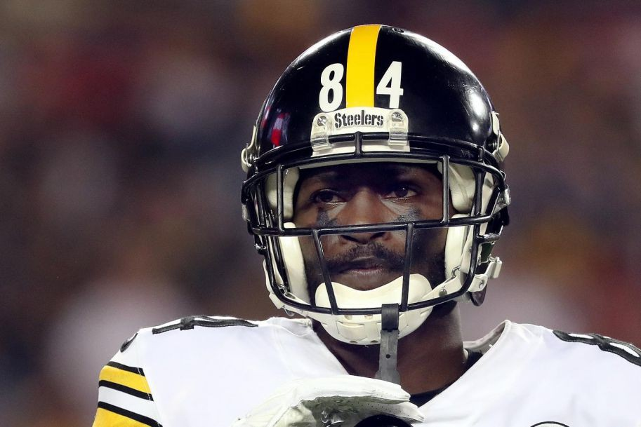 Antonio Brown sera-t-il échangé par les Steelers de... (Photo Kim Klement, archives USA TODAY Sports)