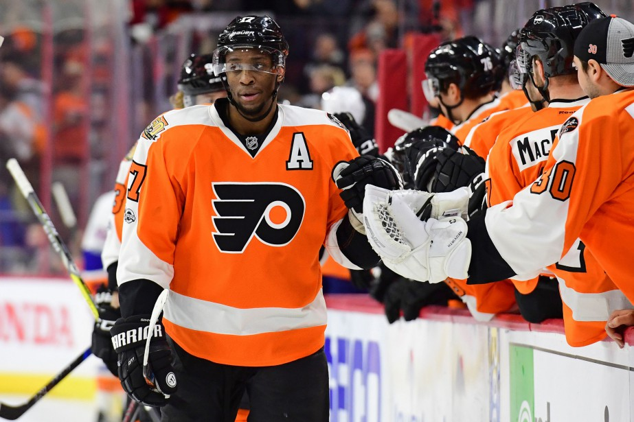 Wayne Simmonds... (Photo Eric Hartline, archives USA Today Sports)