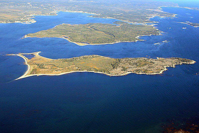Le site est localisé sur la baie de... (PHOTO DAN WEBSTER, THE CANADIAN PRESS)