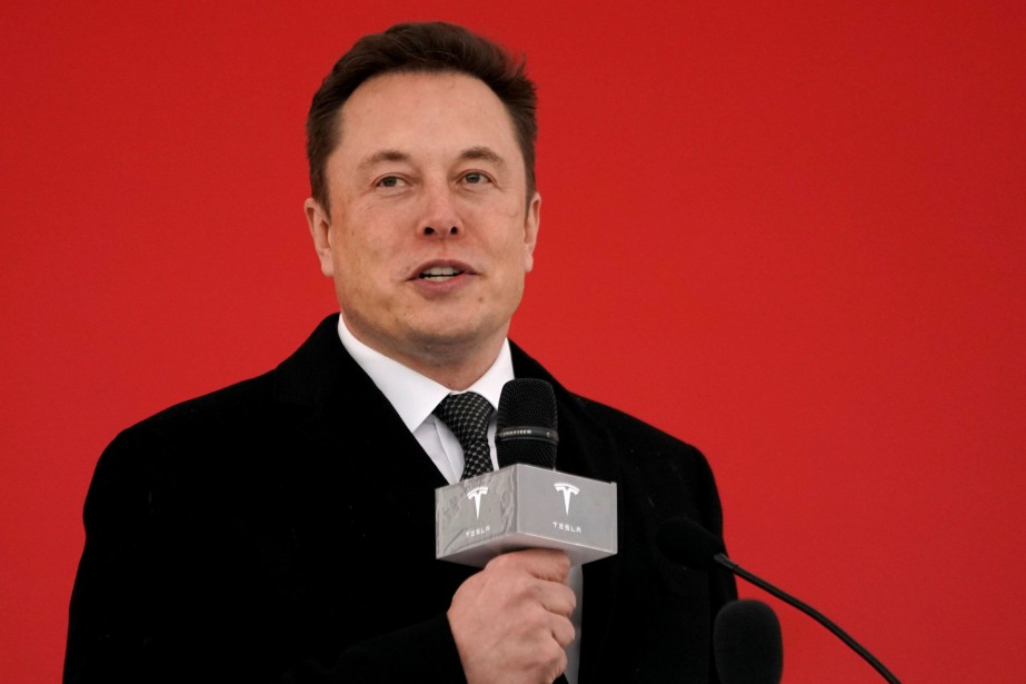 Elon Musk... (PHOTO ALY SONG, REUTERS)