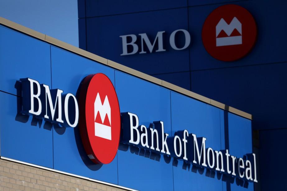 BMO Groupe financier a annoncé mardi un bénéfice... (PHOTO CHRIS WATTIE, REUTERS)