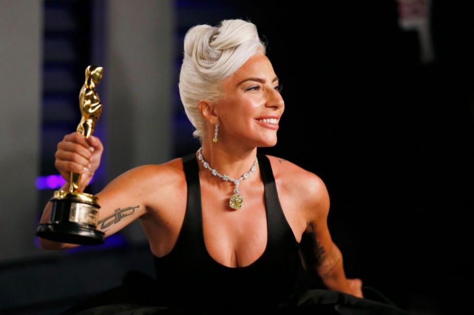 Lady Gaga... (PHOTODANNY MOLOSHOK, REUTERS)