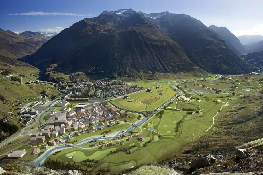 Le tourisme en Suisse a retrouvé des couleurs en 2018... (PHOTO ARCHIVES AFP)