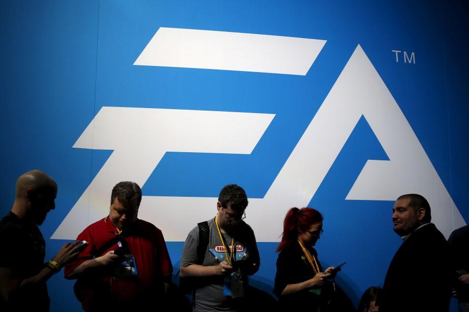 Electronic Arts a lancé Apex Legends pour concurrencer... (PHOTO LUCY NICHOLSON, ARCHIVES REUTERS)