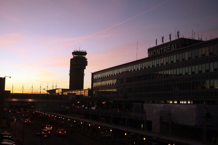 Une vue de l'aéroport Pierre-Elliott-Trudeau.... (PHOTO MARTIN CHAMBERLAND, ARCHIVES LA PRESSE)