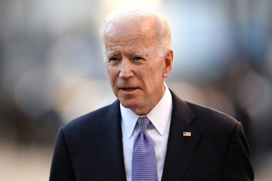 Joe Biden, ancien vice-président, a... (PHOTO ANDREAS GEBERT, ARCHIVES REUTERS)