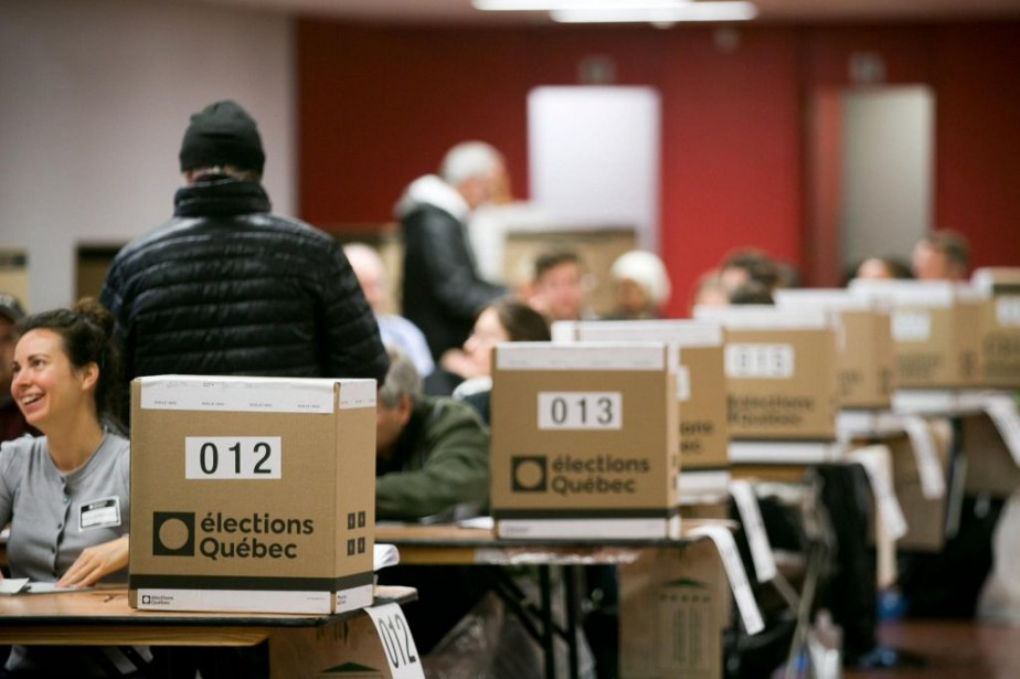 La technologie permet aux partis politiques de prédire... (PHOTO FRANÇOIS ROY, ARCHIVES LA PRESSE)