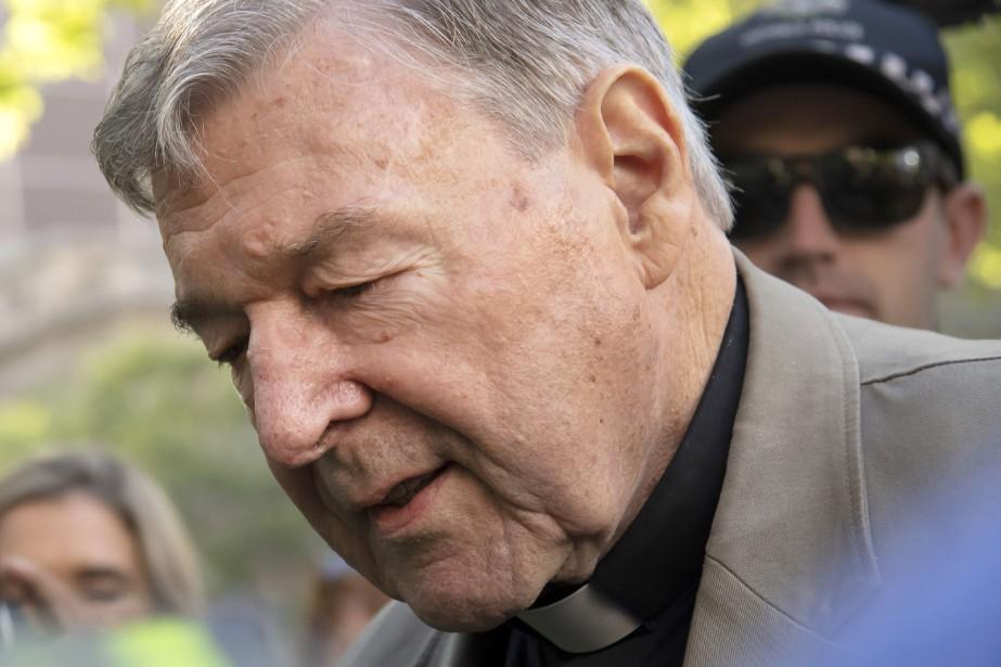 Le cardinal Pell, âgé de 77 ans, a... (PHOTO ANDY BROWNBILL, AP)