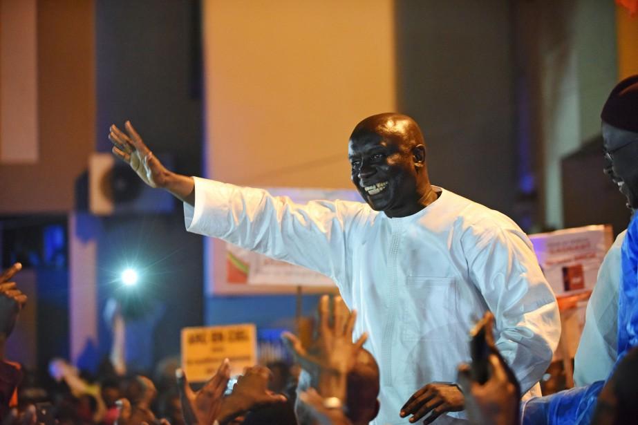 Idrissa Seck... (PHOTO SYLVAIN CHERKAOUI, ARCHIVES REUTERS)