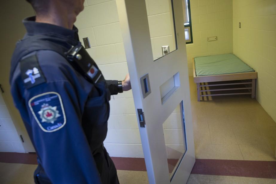 Les détenus âgés de 50 ans ou plus... (PHOTO DARRYL DYCK, ARCHIVES LA PRESSE CANADIENNE)