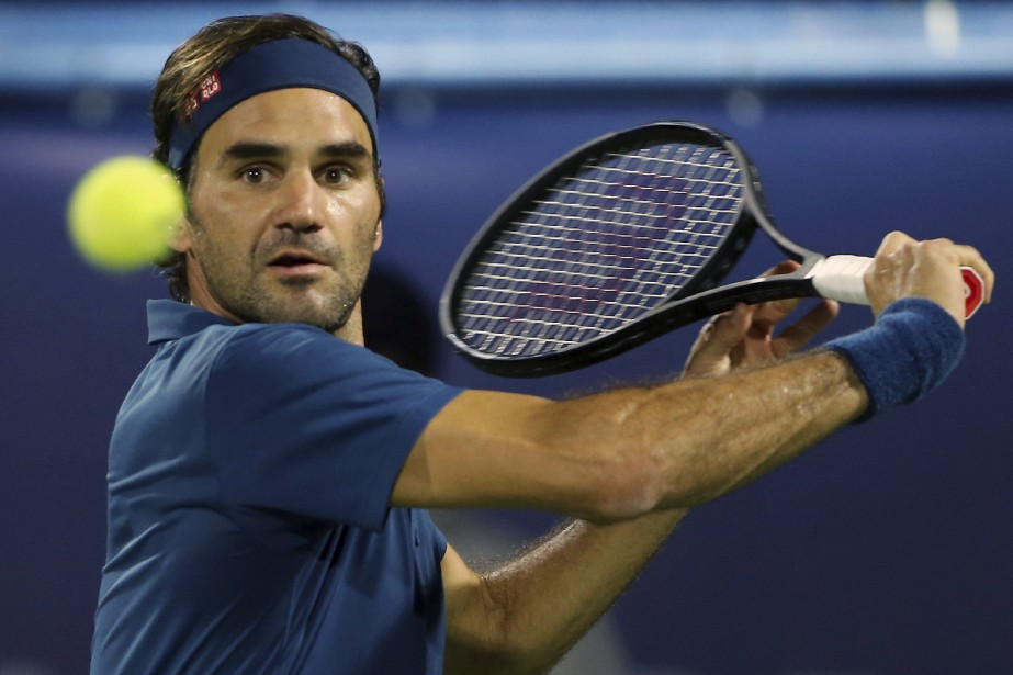 Roger Federer (photo) tente de devenir seulement le... (PHOTO KAMRAN JEBREILI, ASSOCIATED PRESS)