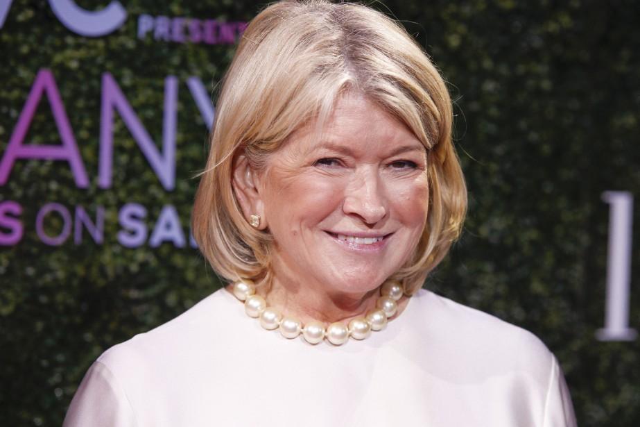 Martha Stewart va collaborer avec Canopy pour développer... (PHOTO ANDY KROPA, ARCHIVES INVISION/ASSOCIATED PRESS)