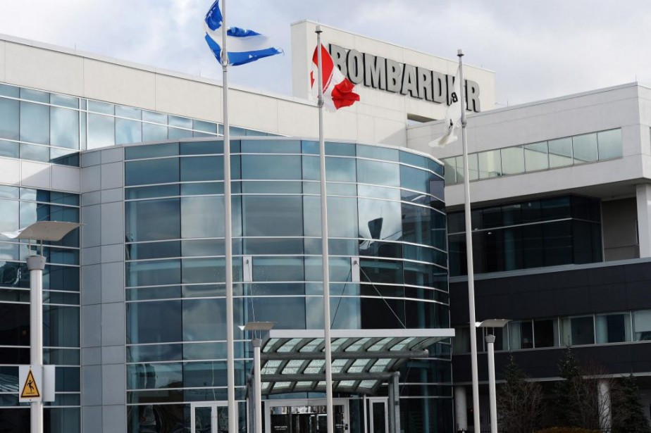 Bombardier a simultanément annoncé hier le rachat d'une... (PHOTO RYAN REMIORZ, ARCHIVES LA PRESSE CANADIENNE)