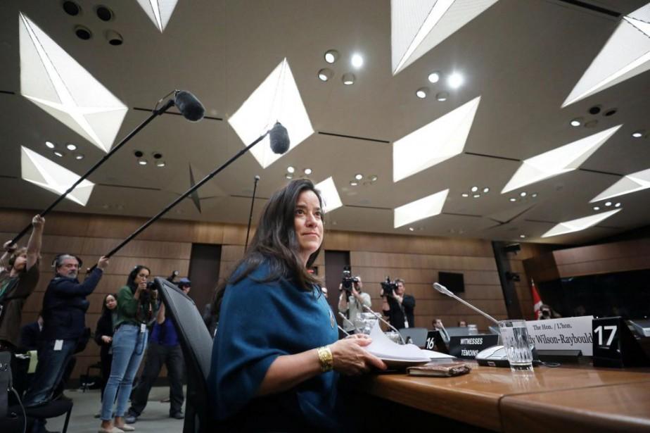 L'ex-ministre Jody Wilson-Raybould a livré un témoignage-choc, mercredi.... (PHOTOCHRIS WATTIE, REUTERS)