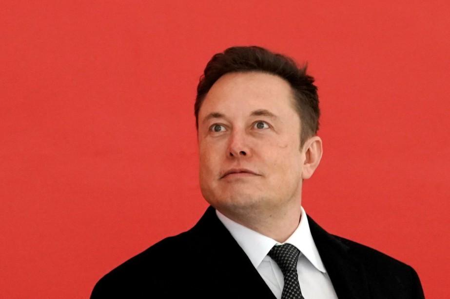 Tesla va replonger dans le rouge au premier... (PHOTO ALY SONG, REUTERS)