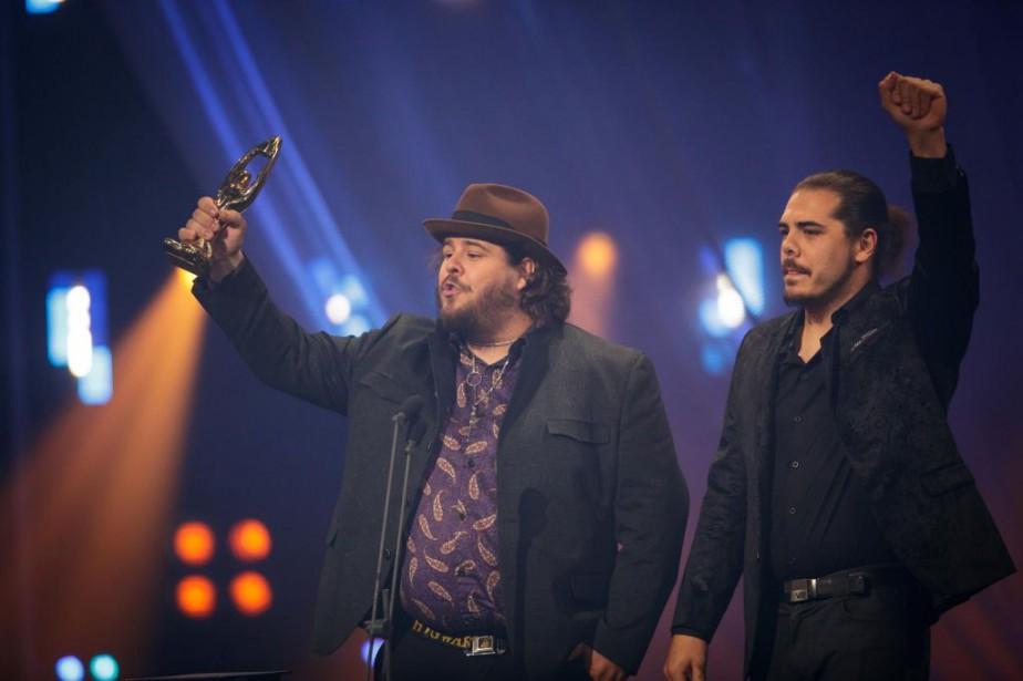 Sonny et Érik Caouette, qui forment le populaire... (PHOTO OLIVIER JEAN, ARCHIVES LA PRESSE)
