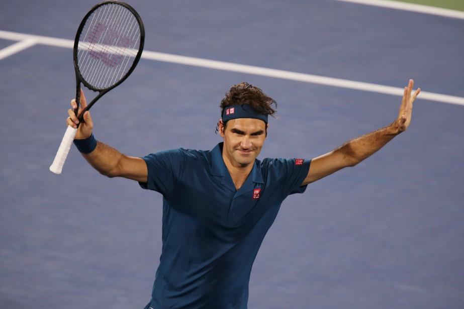 Roger Federer... (PHOTO CHRISTOPHER PIKE, REUTERS)