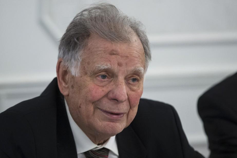 Jaurès Alferov avait été le premier Russe à... (PHOTO PAVEL GOLOVKIN, ARCHIVES ASSOCIATED PRESS)