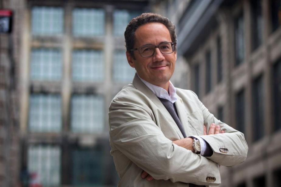 François Chartier fera partie d'un laboratoire de recherches... (PHOTO OLIVIER JEAN, LA PRESSE)