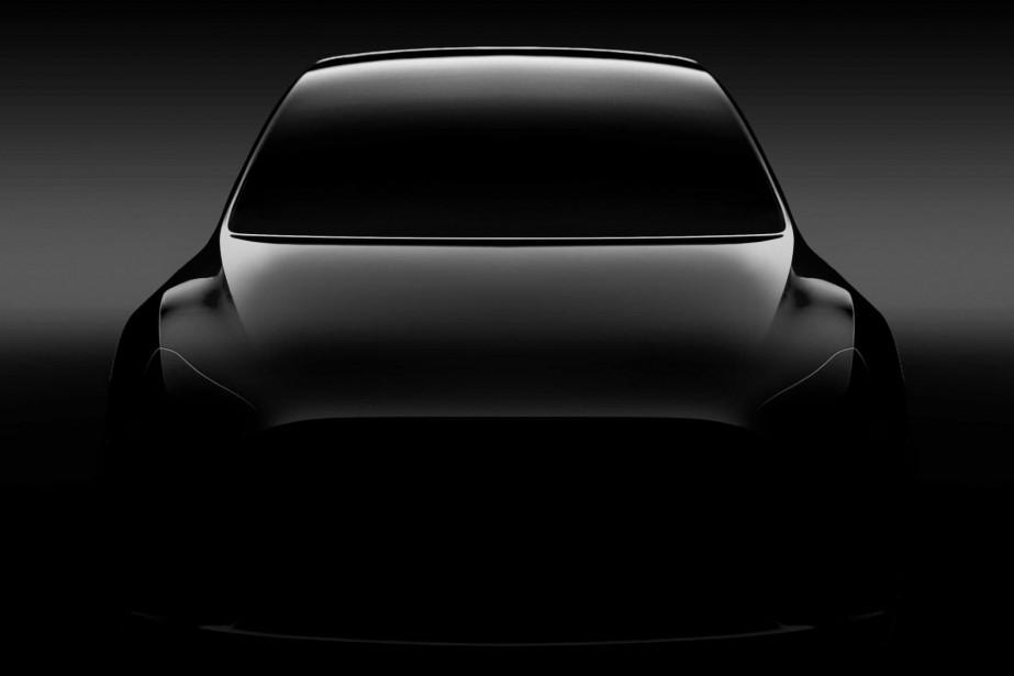 Tesla Model Y - crédit: Tesla... (IMAGE TESLA)