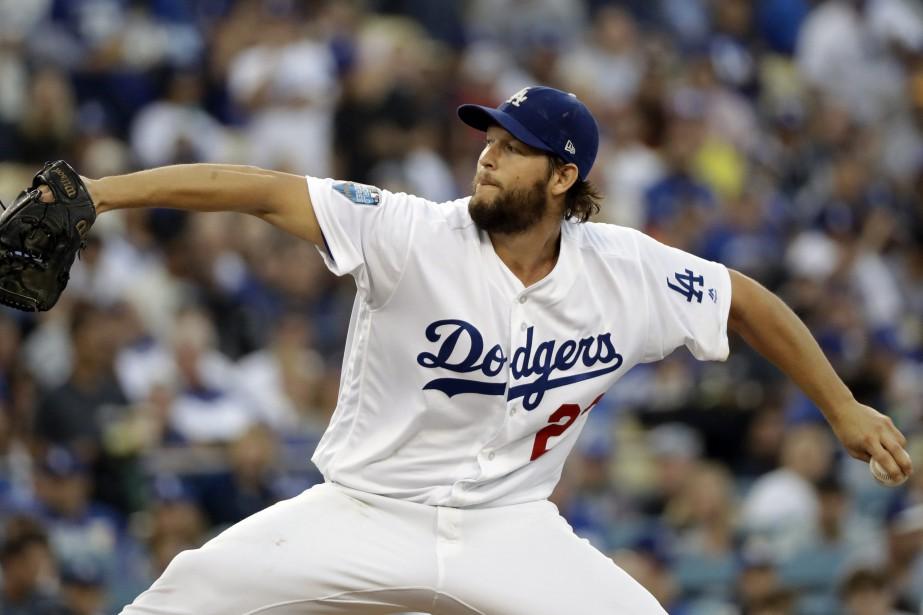 Clayton Kershaw se remet d'une inflammation à l'épaule... (PHOTO AP)