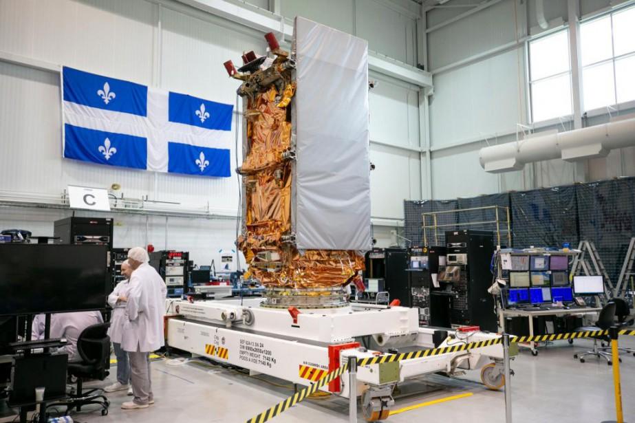 Après avoir conçu le Bras canadien et une série de satellites, l'entreprise MDA...