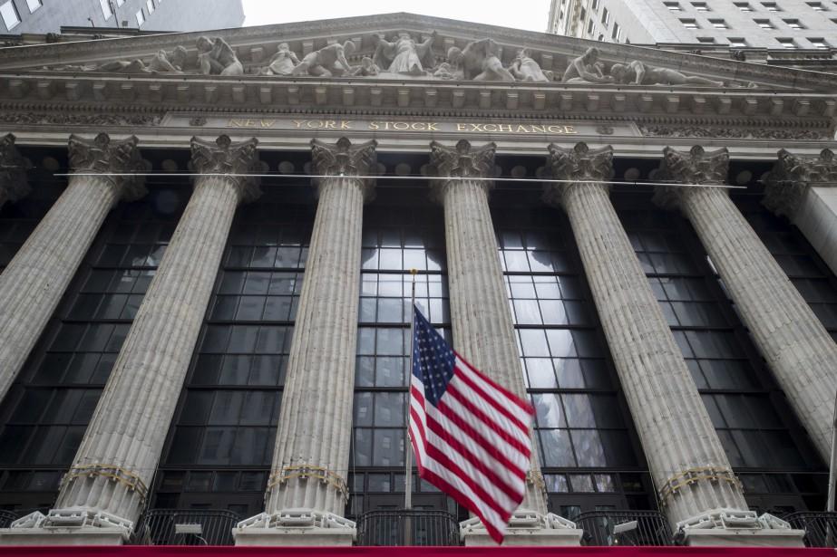 L'indice NASDAQ, à forte coloration technologique, a perdu... (PHOTO MARY ALTAFFER, ARCHIVES ASSOCIATED PRESS)