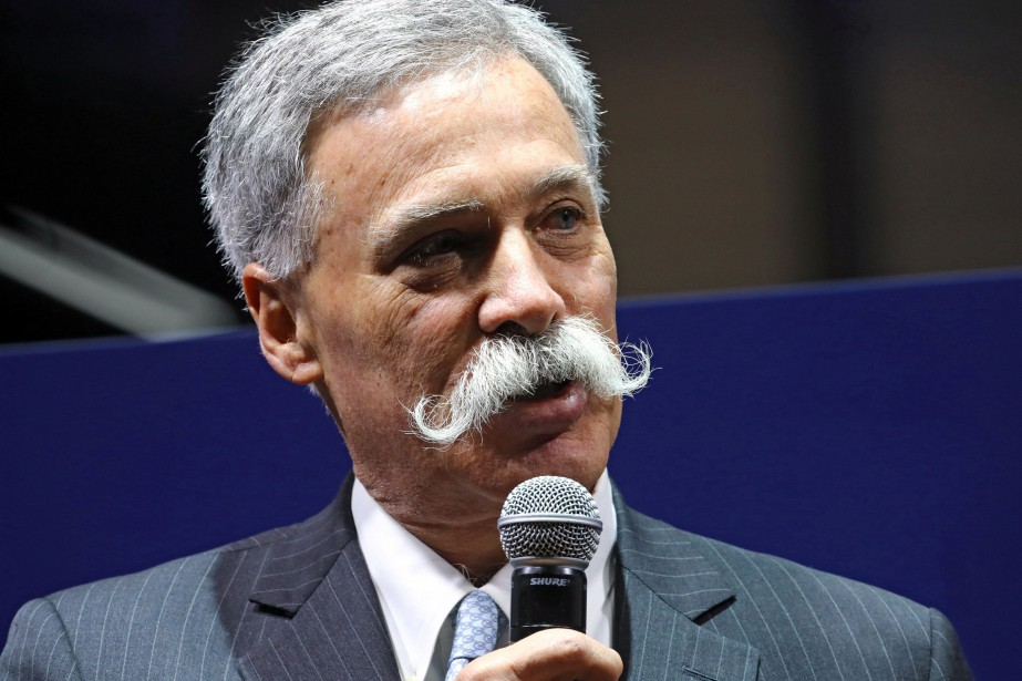 Le patron du Groupe Formula One Chase Carey... (PHOTO DENIS BALIBOUSE, REUTERS)